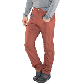 E9 Rondo Dump - Pantalon long Homme - rouge
